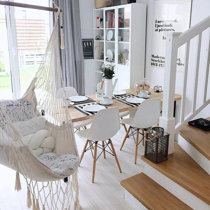hamak huśtawka krzesło bujak wiszący fotel najtaniej